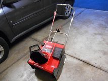 Toro Snow Blower CCR 2000 4.5 HP 2 Cycle Single Stage Runs Great in Plainfield, Illinois