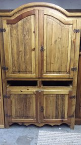 Solid Wood Armoire/TV Cabinet in Kingwood, Texas