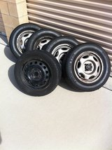 "Toyota 14"" Wheels and Tires in Camp Pendleton, California"