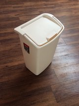 New - Rubbermaid Dual-Action Trash Can 45-quart in Okinawa, Japan