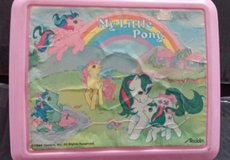 VINTAGE 1980's MY LITTLE PONY LUNCH BOX in Batavia, Illinois