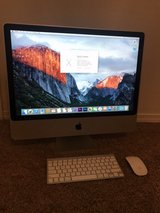 iMac 24-inch 2008 4gb in Beaufort, South Carolina