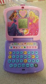 Barbie learning laptop in Fort Drum, New York