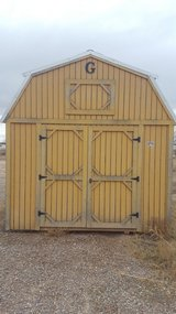 Large Portable Shed---FOR SALE OR TRADE in Alamogordo, New Mexico