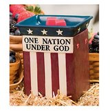 Scentsy One Nation Americana Warmer New in Box in Fort Leonard Wood, Missouri