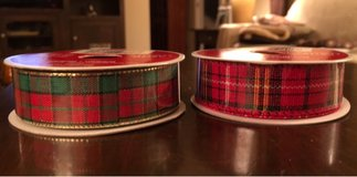 Plaid Ribbon Rolls in Joliet, Illinois