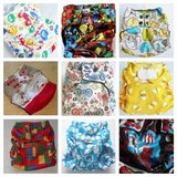 Brand New set of 10 cloth diapers in Fort Leonard Wood, Missouri