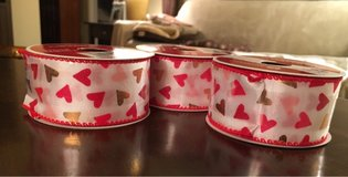 Wired Heart Ribbon Rolls in Joliet, Illinois