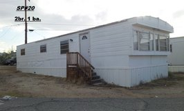 Mobile Homes 4 Sale  (  FIXER UPPERS ) in 29 PALMS,CA in 29 Palms, California