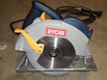 Like NEW Laser Guided Double Insulated Circular Saw in Converse, Texas