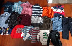 Boys Huge Winter Clothes Lot size 7 in Schaumburg, Illinois