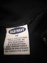 Women's Old Navy Workout Jacket Size 14 in Fort Bragg, North Carolina