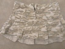 Girls Plus Camo Skort Size 18 1/2 Plus in Fort Bragg, North Carolina