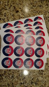 Ninja Warrior Stickers Party Favor in Joliet, Illinois