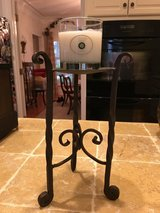 Wrought iron stand / candle holder in Macon, Georgia