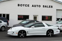 PONTIAC TRANS AM....ONLY 34,200 MILES....MINT CONDITION in Fort Drum, New York