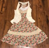 Maurices Dress and Cream Lace Vest Size XL in Fort Leonard Wood, Missouri