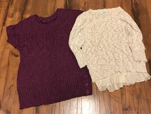 Maurices sweaters size XL in Fort Leonard Wood, Missouri