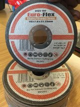 Brand New Cutting Discs (Various Sizes) in Lakenheath, UK