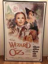 Wizard of Oz Movie Poster in Fort Belvoir, Virginia
