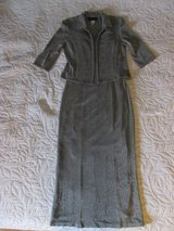 Silver Dressy Dress with Jacket in Lockport, Illinois
