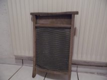 Antique Washboard in Ramstein, Germany