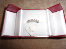 Size 8 Rose Colored Anniversary Ring in Fort Riley, Kansas