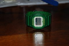 Men's Green G-SHOCK  Watch by Casio in Fort Polk, Louisiana
