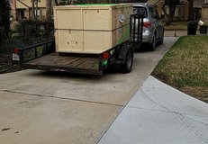 Shipping Crate/Wood in Kingwood, Texas