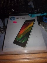 HP 7 Tablet in Box in Fort Riley, Kansas
