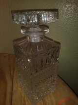 Crystal/glass decanter in The Woodlands, Texas