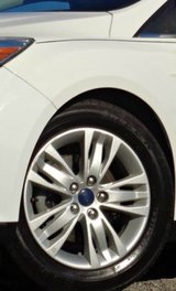 Ford Focus aluminum alloy rims Only in 29 Palms, California