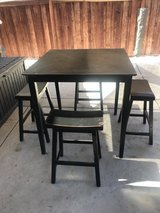Table & stool chairs in Hemet, California