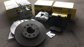 Brand NEW Front Brake Rotors, Calipers and Pads for SALE!!! Hohenfels in Schweinfurt, Germany