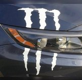 Claw Marks Decal Sticker in Riverside, California