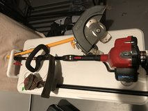 Toro Weed eater with attachments in Wiesbaden, GE