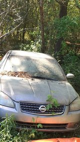2005 Nissan Altima for parts in Fort Polk, Louisiana
