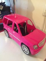 Barbie Vehicle in Fort Campbell, Kentucky