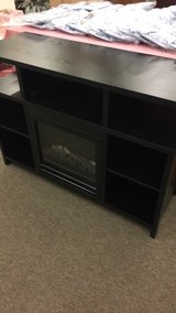 TV Stand -Electric Fireplace (New) in Fort Leonard Wood, Missouri