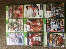 X Box 360 + games  Bundle in Bolling AFB, DC