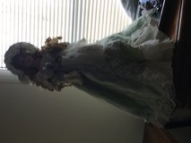 Doll with lacy dress in Hinesville, Georgia