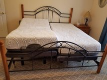 Memory Foam Remote Control Motion Bed - either King or Twin XL in Rolla, Missouri