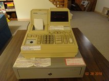Cash register in Westmont, Illinois