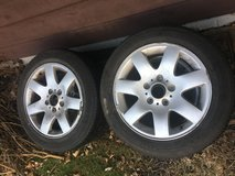 BMW rims in Bolingbrook, Illinois