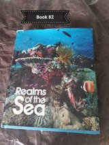 Realms of the sea book in Vacaville, California
