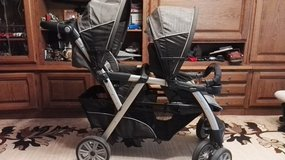 CHICCO double stroller in Ramstein, Germany