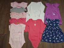 Carter's 12 month lot -girl- (33 pieces) in Fort Carson, Colorado