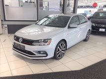 **Brand New 2018 Volkswagen Jetta GLI Sedan 2.0T DSG** in Ramstein, Germany