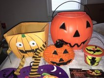 various Halloween items in Wright-Patterson AFB, Ohio