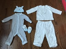 Baby Easter bunny outfits in Lockport, Illinois